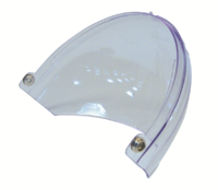 "JSP AUC002-001-300 Chinguard for 6"" Visor"