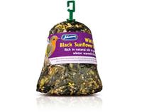 Johnson's Black Sunflower Bumper Bells x 8