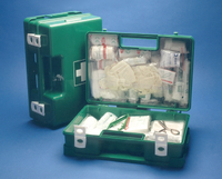 First Aid Kit Plus: X-Large (26-50 Persons) Wall Mountable