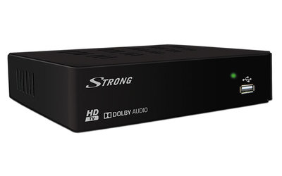 Strong SRT8541 T2 Terrestrial  receiver