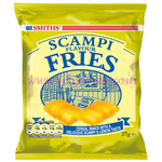 Scampi Fries Card 27g  x24