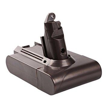 Compatible Li-Ion Battery For Dyson V6 Dc58 Dc59 Dc61 Dc72