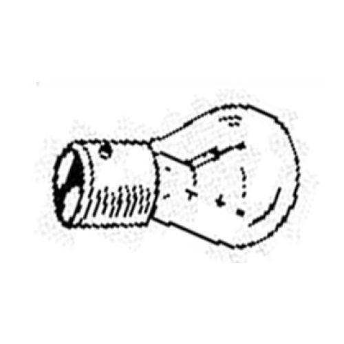240V 15W Pygmy Bulb w/ Small Edison E14 Screw Base