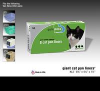 Van Ness Litter Tray Liner Giant 8-Pack x 1
