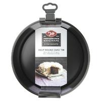 Tala Non-Stick Loose Based Deep Cake Pan, Round, 20cm Dia
