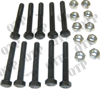 Shear Bolts Pack