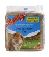 Norfolk Pastures Hay 2kg x 4 [Zero VAT]