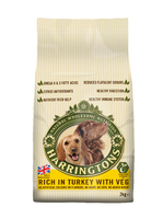 Harringtons Adult Dog - Turkey & Veg 2kg