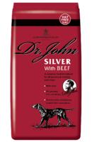 Dr John Silver Dog Food - Beef 15kg [Zero VAT]