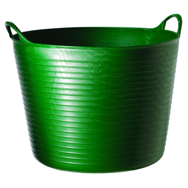 Red Gorilla Tub Green Small 14L