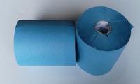 BAY WEST BLUE HAND TOWEL ROLL