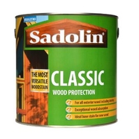 Sadolin Classic Ebony 2.5ltr