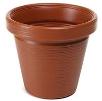 Agawa Dluto Pot 46cm - Terracotta