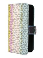 FOLIO1243 Samsung S6 Mosaic Horizontal Folio