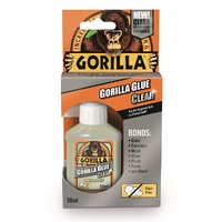 Gorilla Clear Glue 50ml