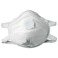 Standard valved Cup-shaped P3 mask (5 per pack)
