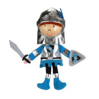 knight finger puppet
