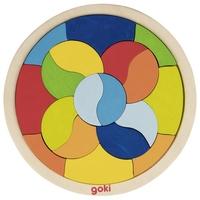 Puzzle Mandala.