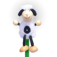 Sheep Pencil. (Order in 6's))