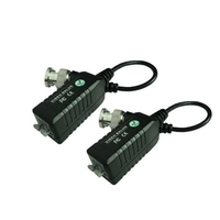 A-VB3 |  1 PAIR PASSIVE CLIP TYPE -1CHANNEL 400METERS COLOR AND 600METERS BLACK/WHITE WITH CABLE