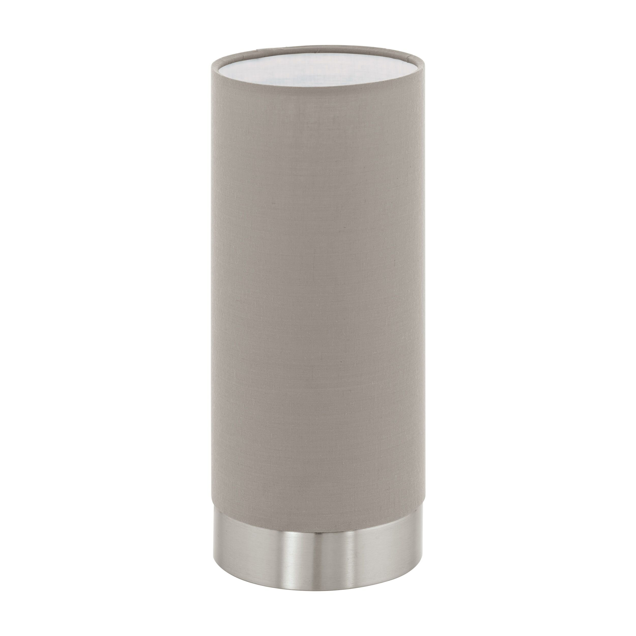 Eglo Pasteri Touch Lamp Taupe