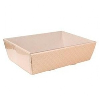 TRAY NUDE WITH PVC LID 290X210X90CM disc