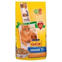 Go-Cat Senior 7+ Chicken Rice & Veg 2kg