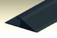 16mm RIBBED PVC RAMP PROFILE FOR OBEX 2M