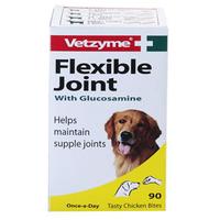 Vetzyme Flexible Joint Tablets 90 tab x 1
