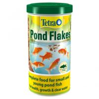 Tetra Pond Flake 1 Litre / 200g x 1