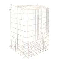 Letter Cage White