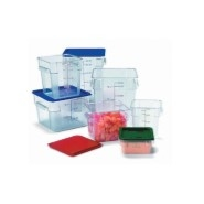 Food Storage Container Square Polycarbonate 1.9 Litre
