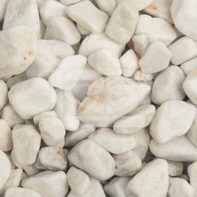 Premium Midi White Pebbles 20-40mm