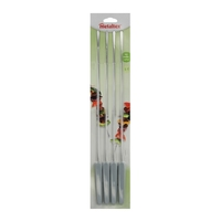 BBQ Skewers with Plastic Handle 4 pk