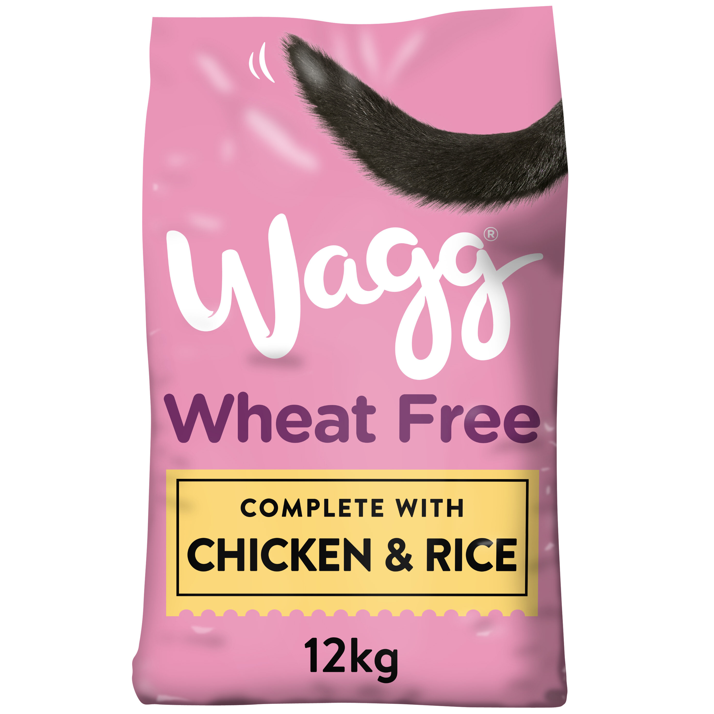 Wagg Adult Dog Wheat Free Chicken & Rice 12kg