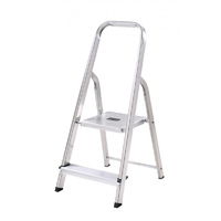 2 Tread Aluminium Step Ladder