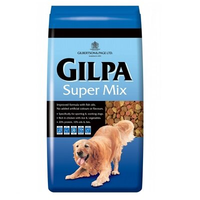 Gilpa Super Valu mix 15kg