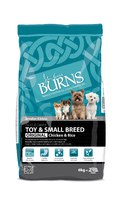 Burns Toy & Small Breed 6Kg