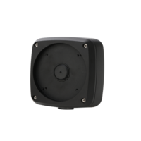 IC Realtime Black - Water Proof Junction Box for Multi-Sensor