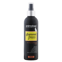 Animology Glamour Puss No Rinse Cat Shampoo Peach 250ml x 1