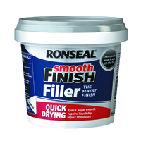 Ronseal Quick Drying Wall Filler 600g