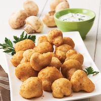 Garlic Mushroom (Breaded)-(1kg)