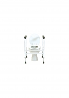 Adjustable Toilet Frame Surround