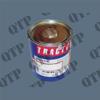 Paint 1 Ltr Light Grey - Tractol