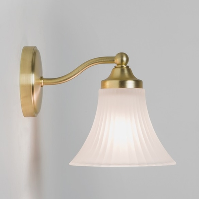 NENA WALL LIGHT MATT GOLD IP44