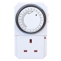 Plug In Timer 24 Hour