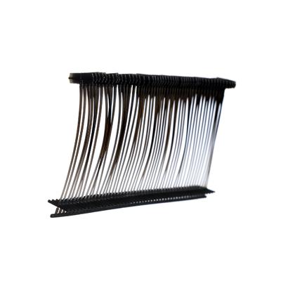 SHOPWORX AROBEE 40mm attachments - Black (Box 5k)