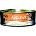 Applaws Dog Cans - Chicken with Duck in Jelly 156g x 12