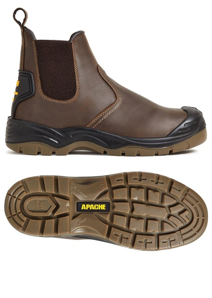 APACHE S3 DEALER SAFETY BOOT