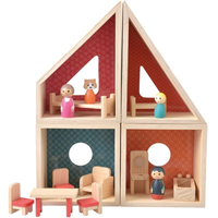 Stackable Doll's House
